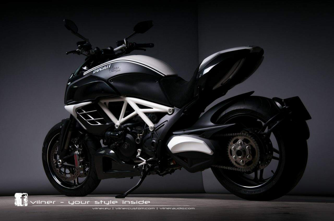 Ducati Diavel AMG by Vilner - way2speed