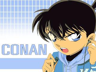 Conan Edogawa Blogger Template