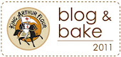 I bake with only the best: King Arthur Flour