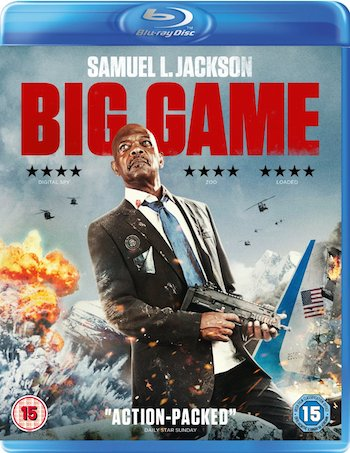 Big Game 2015 Dual Audio Hindi BluRay Download
