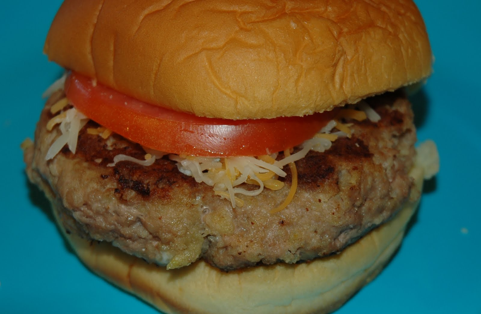 Juicy Turkey-Cheddar Burgers Recipes — Dishmaps