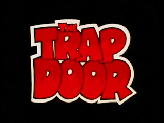 The Trap Door title