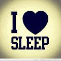 Amo dormir!