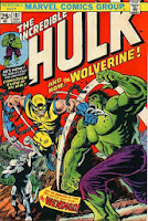 Incredible Hulk #181 cover pic