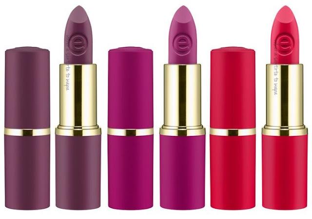 ESSENCE - Merry Berry - Lipstick - Labiales