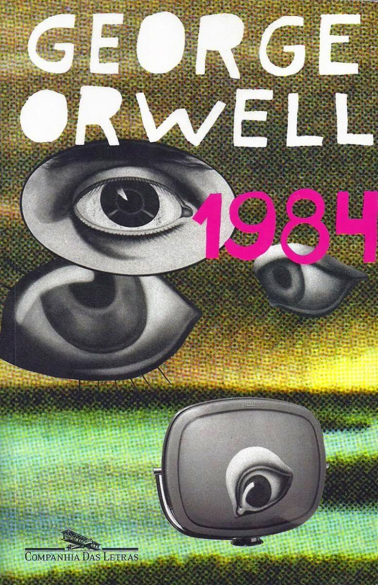 george orwell 1984 3 essay Methods of control=====in the novel nineteen eighty-four by george orwell there is a system of controlling by manipulating the populations thoughts history in the novel is distorted or completely a.