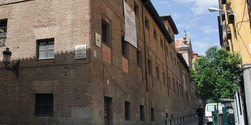 Convento de las Trinitarias. Calle Lope de Vega 18, Madrid