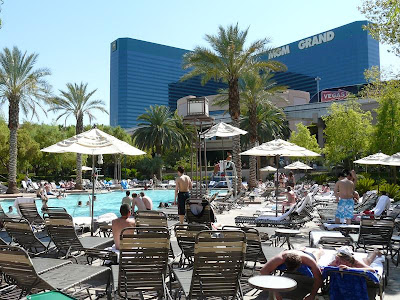 Hoteles en las Vegas Hotel MGM Grand