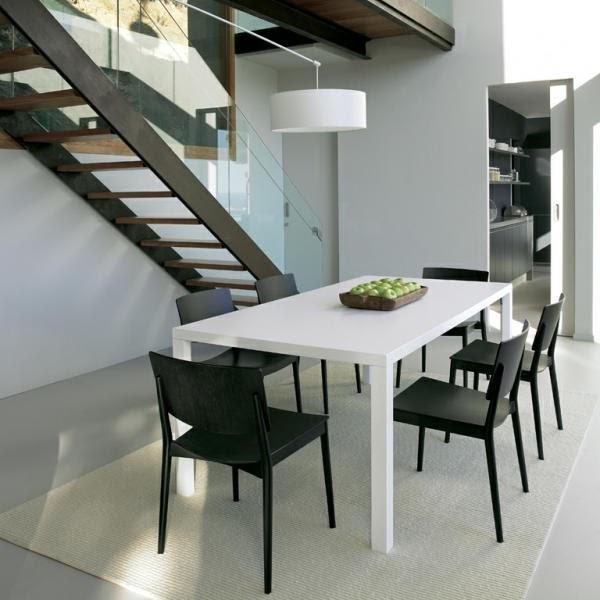Dise o de interiores arquitectura dise o de casa en - Arquitectura de interiores madrid ...