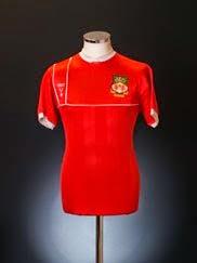 1985-87 Wrexham Home Shirt