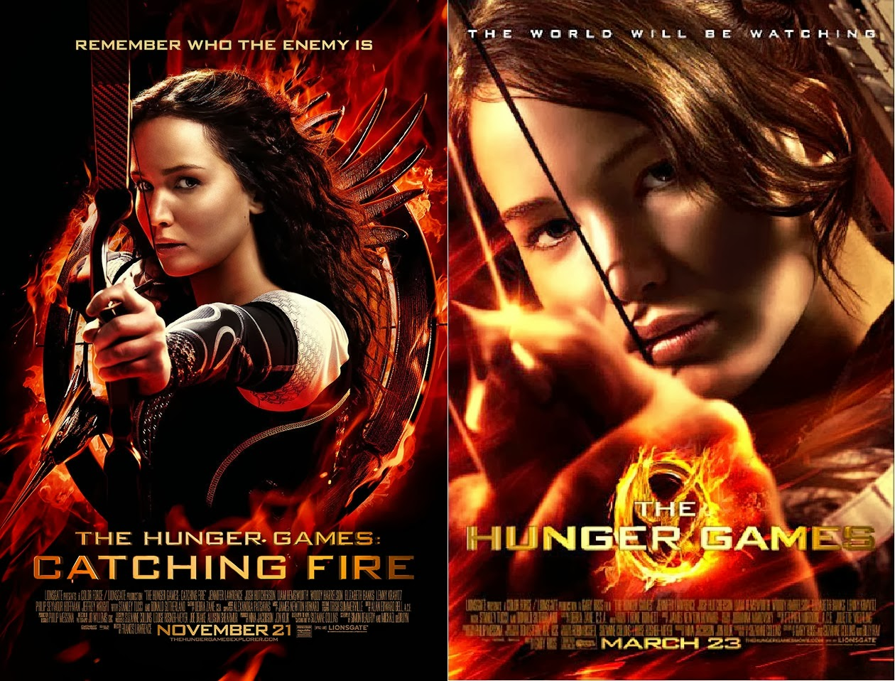 Catching Fire Dvd Cover Catching fire has now earned