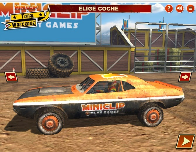 Juegos gratis de carros - Total Wreckage