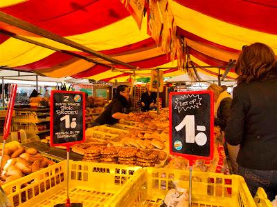 Amersfoort - Mercado de la plaza Hof