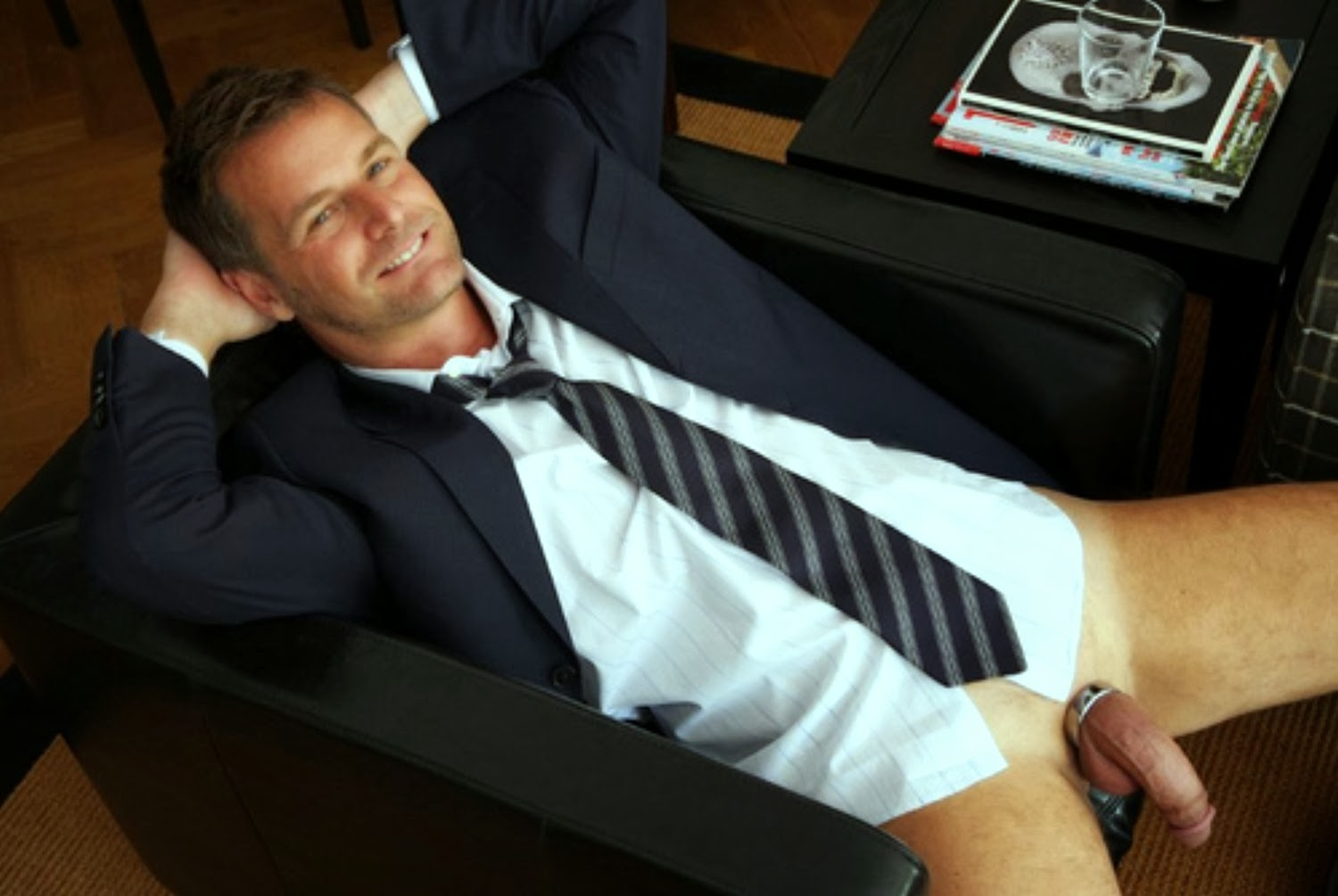 Men suits cock suck cum gay the only thing 9