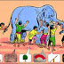 Kisah Enam Orang Buta dan Gajah