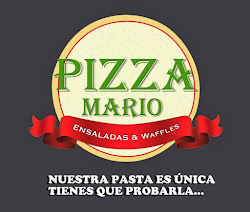 Pizzas Mario, ¡Tienes que probarlas!