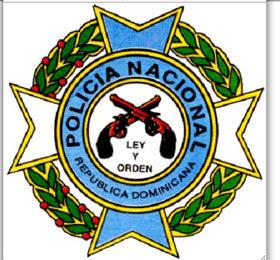 La Romana, Rep. Dominicana.- Oficiales policiales adscritos al ...