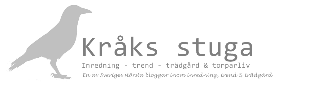 Krks stuga - Inredning, trend, trdgrd &amp; torparliv.