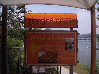 inside the river safari