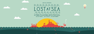 Lost at Sea - The New Free-Floating Arts Festival from the team behind Bestival