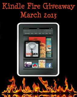 I'm a Reader Kindle Giveaway