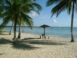 Una Playa tranquila en Brasil