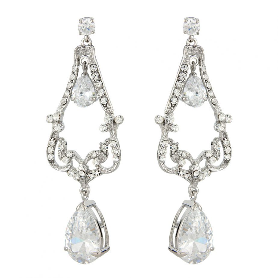 fashion earring diamond earrings 2013