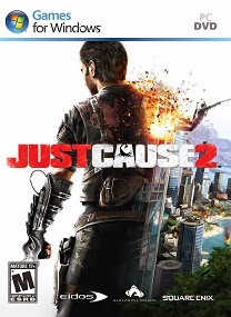 just cause 2 pc game cover Just Cause 2 (PC/MulTi2) RePack