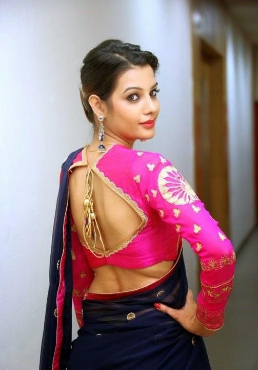 Deeksha Panth In Pink Dress New Photo Gallary