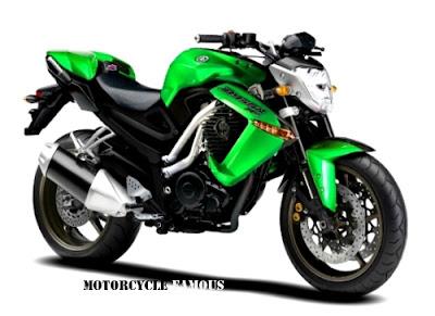 Yamaha Byson R15