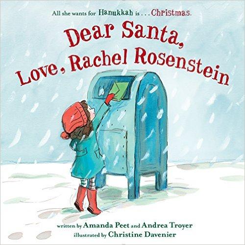 http://www.randomhousekids.com/books/detail/246615-dear-santa-love-rachel-rosenstein?isbn=9780553510614