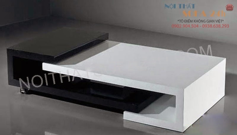 Bàn sofa gỗ BS117