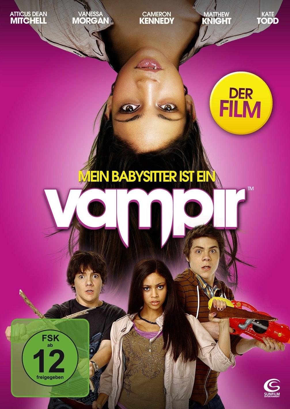Telecharger Ma Baby-sitter est un vampire Saison 01 |FRENCH|[04/??][DVDRIP]