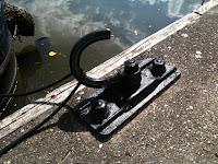 Sunbury Lock Bollard