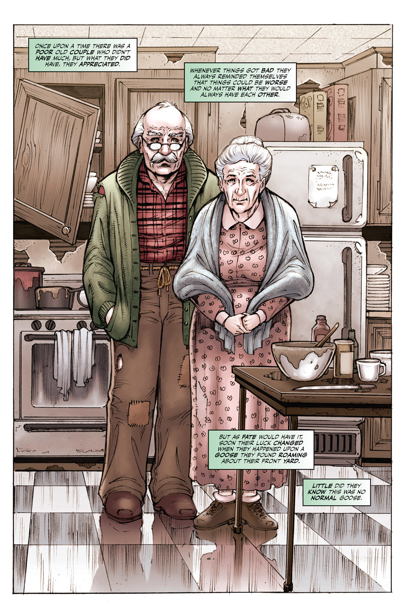 Grimm Fairy Tales (2005) Issue #40 #43 - English 12