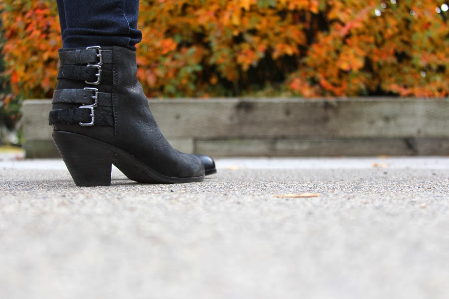 Fall Fashion, Sam Edelman, Lucca, Joe's Jeans, Botkier