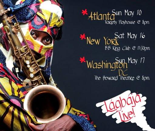 lagbaja live concert us