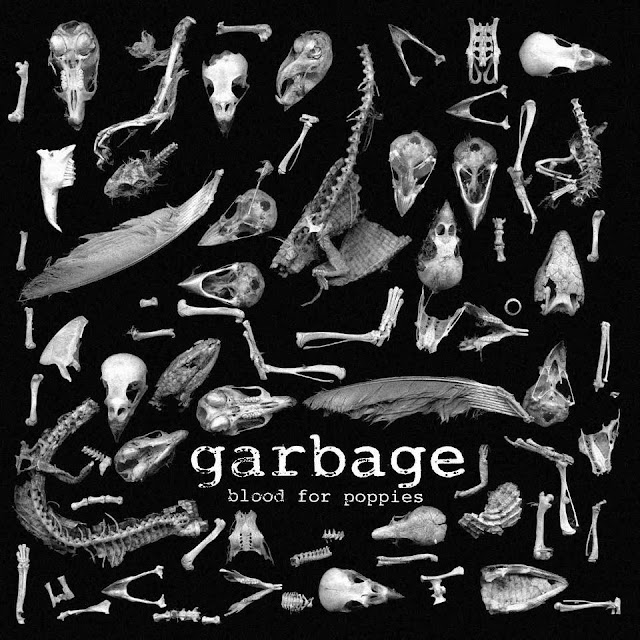 Garbage Blood For Poppies Vinyl