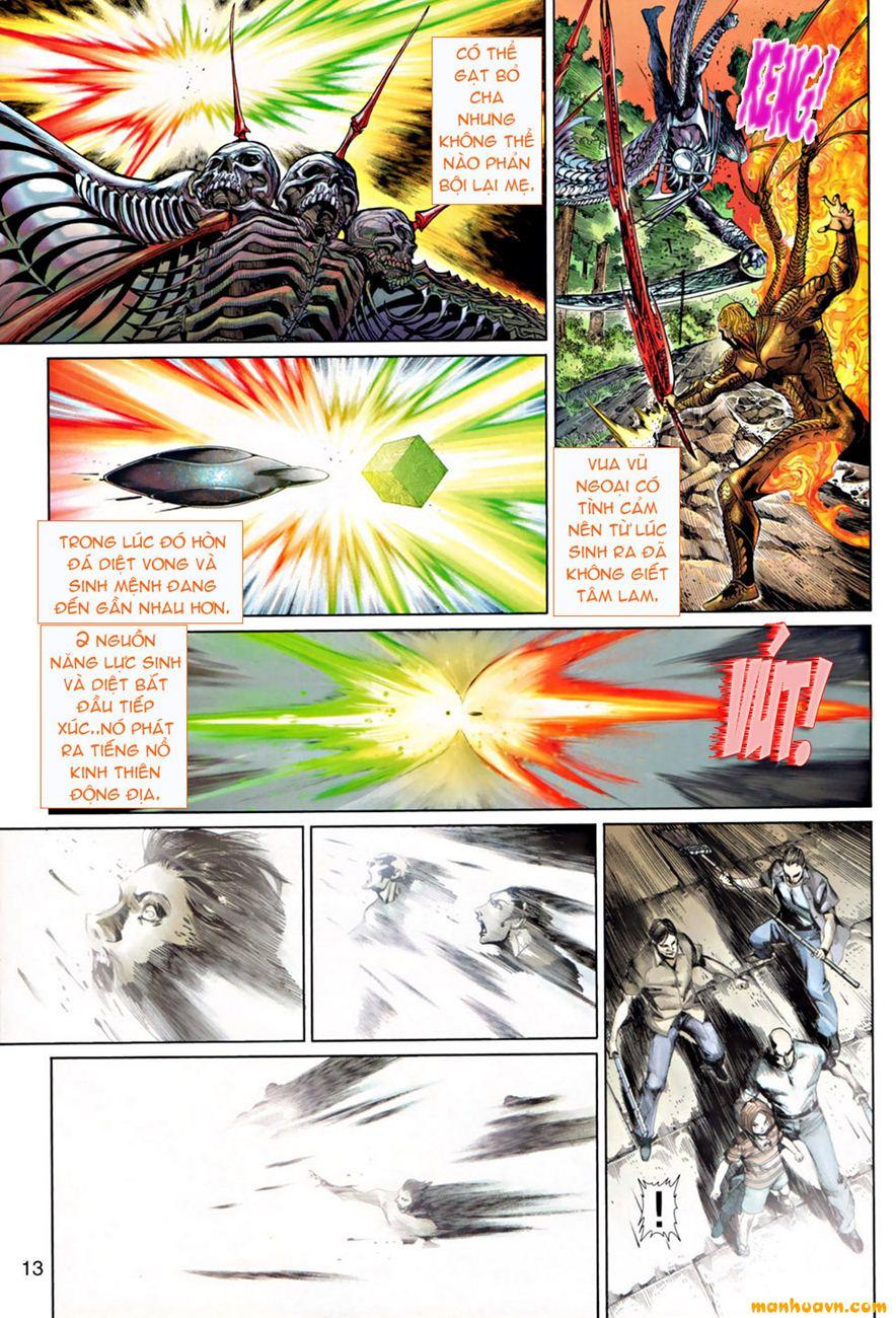 Thần Binh 4 chap 71 - Trang 13