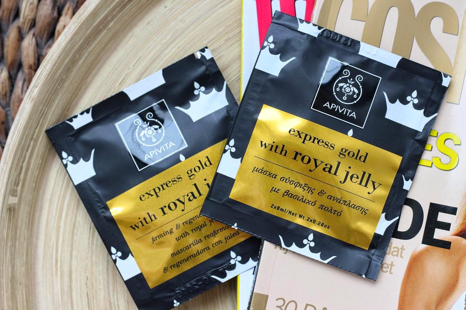 Apivita Express Gold Royal Jelly