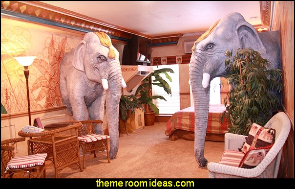 Room Decor Themes decorating theme bedrooms - maries manor: exotic bedroom
