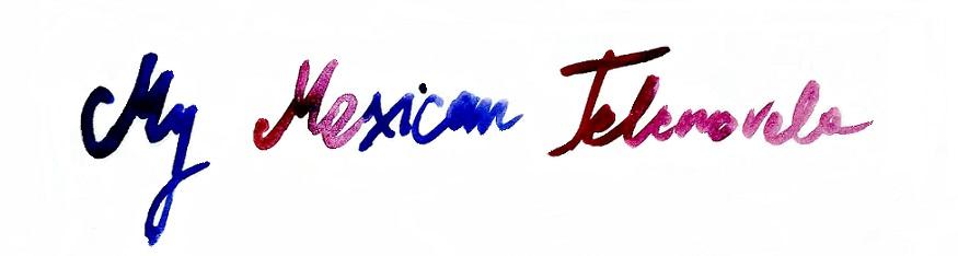 My Mexican Telenovela