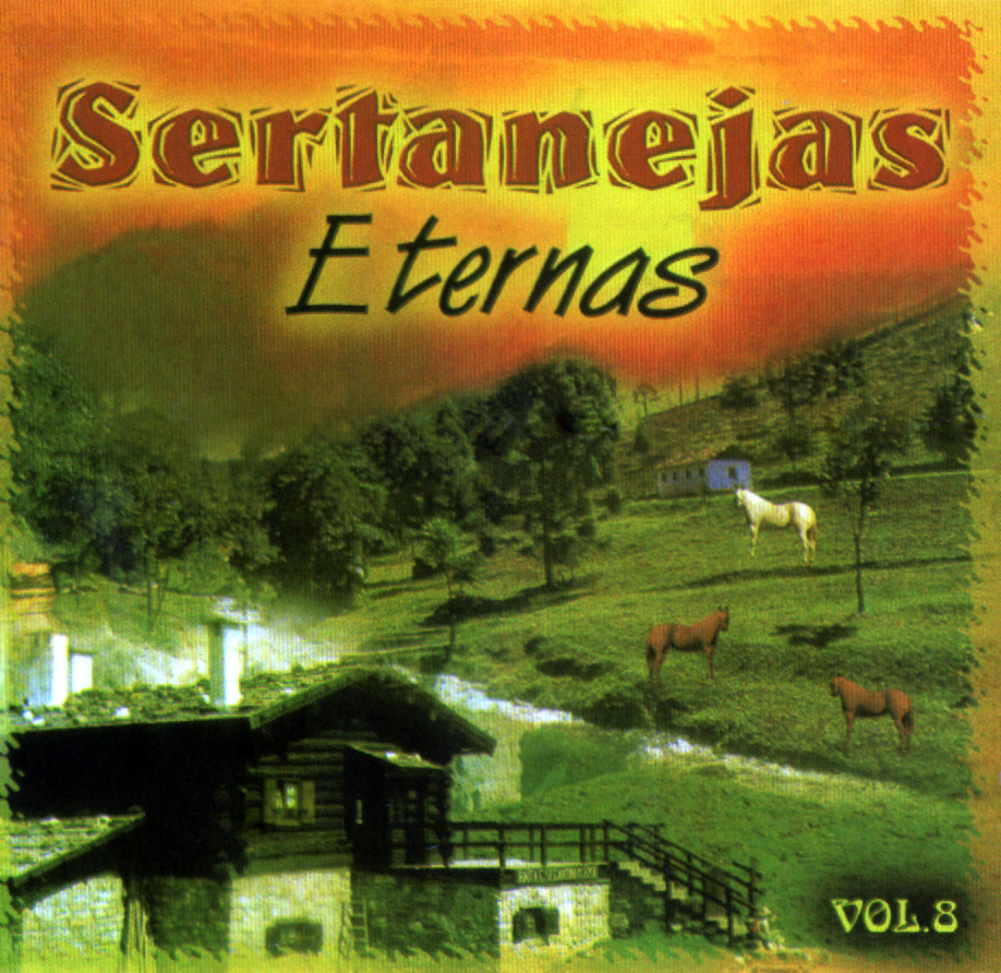 Download  musicasBAIXAR CD Sertanejas Eternas Vol 8 ( 2011 )