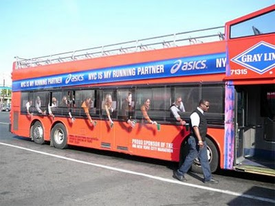 Amazing advertising on buses 10
