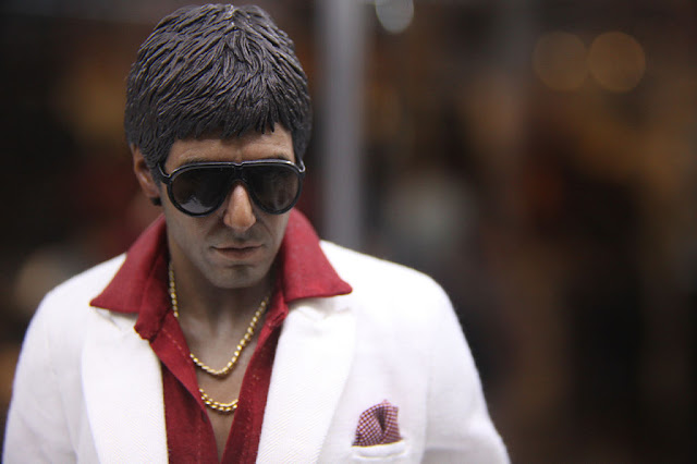 "[Enterbay] Scarface ""Respect Version"" - 1/6 scale  S1"