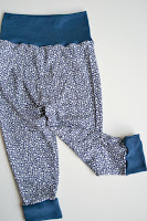 http://www.patchworkposse.com/how-to-make-baby-knit-pants-a-tutorial/