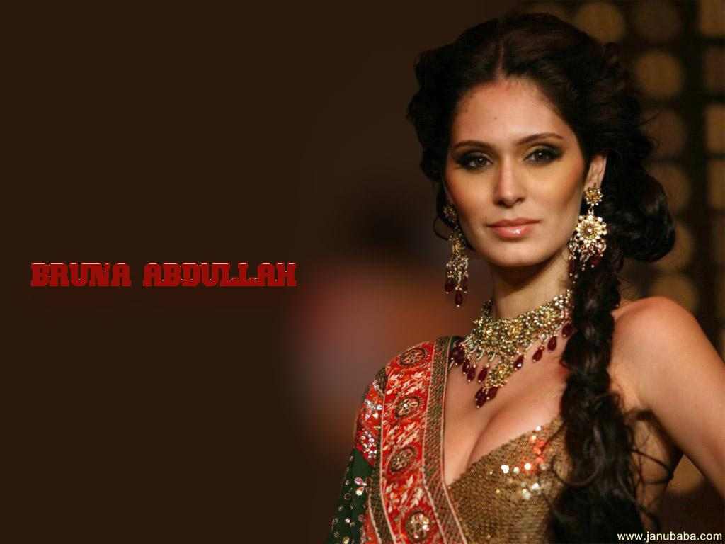 Hot actress pics: Bruna Abdullah