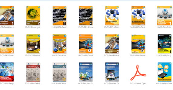 Ebook Buku Produktif Kurikulum 2013 Rumah Belajar Bersama