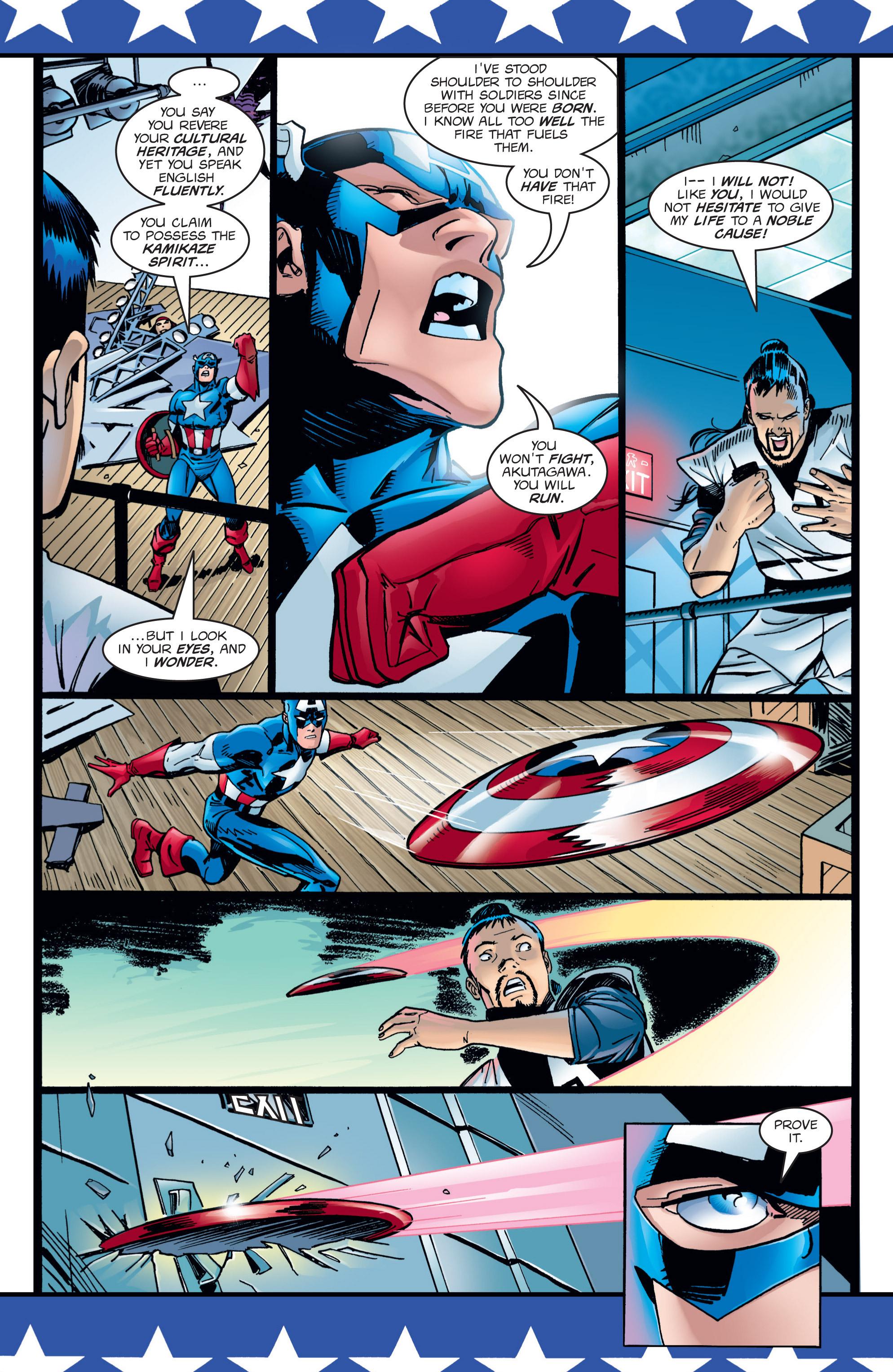 Captain America (1998) Issue #1 #4 - English 30