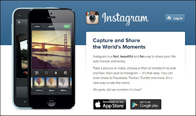 Picture Sharing App - Instagram